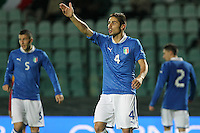 "Marco Capuano.Siena 13/11/2012 Stadio ""Franchi"".Football Calcio Nazionale U21.Italia v Spagna.Foto Insidefoto Paolo Nucci."