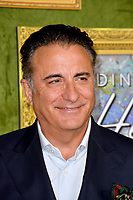 "LOS ANGELES, CA. October 04, 2018: Andy Garcia at the Los Angeles premiere for ""My Dinner With Herve"" at Paramount Studios.<br /> Picture: Paul Smith/Featureflash"