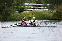Race: 43  2x (Band 3)  Heat 1<br /> <br /> Peterborough Summer Regatta 2018 - Sunday<br /> <br /> To purchase this photo, or to see pricing information for Prints and Downloads, click the blue 'Add to Cart' button at the top-right of the page.
