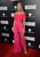 LOS ANGELES, CA. August 22, 2016: Actress/model Rosie Huntington-Whiteley at the Los Angeles premiere of &quot;Mechanic: Resurrection&quot; at the Arclight Theatre, Hollywood.<br /> Picture: Paul Smith / Featureflash