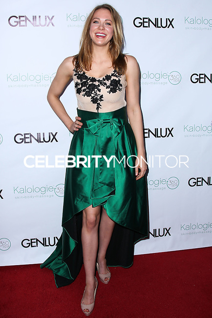 BEVERLY HILLS, CA, USA - JULY 24: Actress Maitland Ward arrives at the Genlux Magazine Summer July 2014 Issue Release Party held at the Luxe Hotel on July 24, 2014 in Beverly Hills, California, United States. (Photo by Xavier Collin/Celebrity Monitor)