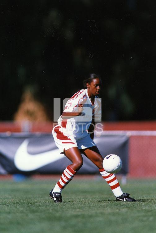 1995: Tracye Lawyer.
