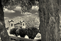 Santuario de Chimayo church. Chimayo, New Mexico