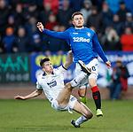 09.12.2018 Dundee v Rangers: Cammy Kerr and Glenn Middleton