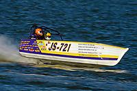 "JS-721 ""Go'n Skiff'n Krazy""            (Jersey Speed Skiff(s)"