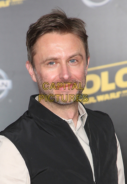 "10 May 2018 - Hollywood, California - Chris Hardwick. ""Solo: A Star Wars Story"" Los Angeles Premiere held at Dolby Theater. Photo Credit: F. Sadou/AdMedia"