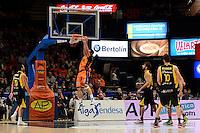 Dubljevic<br /> Liga Endesa ACB - 2014/15<br /> J15<br /> Valencia Basket vs Iberostar Tenerife