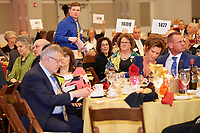 Care and Counseling 2017 gala event at Grand Hall on Chouteau in St. Louis, Missouri on May 3, 2017.