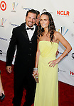 WESTWOOD, CA. - September 17: Paolo Benedetti and Jordana Brewster arrive at the 2009 ALMA Awards held at Royce Hall on the UCLA Campus on September 17, 2009 in Los Angeles, California.