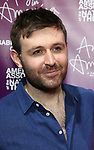 """James McArdle attends The American Associates of the National Theatre's Gala celebrating Tony Kushner's """"Angels in America"""" on March 11, 2018 at the Ziegfeld Ballroom,  in New York City."""