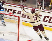 Taylor Wasylk (BC - 9) - The Boston College Eagles defeated the visiting University of Maine Black Bears 10-0 on Saturday, December 1, 2012, at Kelley Rink in Conte Forum in Chestnut Hill, Massachusetts.