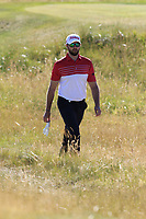 Ruaidhri McGee (IRL) on the 3rd hole during Friday's Round 2 of the 2018 Dubai Duty Free Irish Open, held at Ballyliffin Golf Club, Ireland. 6th July 2018.<br /> Picture: Eoin Clarke | Golffile<br /> <br /> <br /> All photos usage must carry mandatory copyright credit (&copy; Golffile | Eoin Clarke)