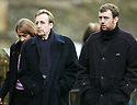 15/1/04          Copyright Pic : James Stewart.File Name : jspa08_doyle_funeral.SNOOKER PLAYERS TERRY GRIFFITHS AND MARK WILLIAMS ARRIVE AT THE FUNERAL OF IRENE DOYLE, THE WIFE OF110SPORT BOSS IAIN DOYLE, WHO DIED OF WHILST IN SPAIN.... DOYLE'S 110SPORT LTD MANAGES SOME OF THE WORLD'S TOP SNOOKER STARS INCLUDING SCOTLAND'S STEPHEN HENDRY, WALES' MARK WILLIAMS AND IRELAND'S KEN DOHERTY....(see copy from George Mair / Tim Bugler).....Payment should be made to :-.James Stewart Photo Agency, 19 Carronlea Drive, Falkirk. FK2 8DN      Vat Reg No. 607 6932 25.Office     : +44 (0)1324 570906     .Mobile  : +44 (0)7721 416997.Fax         :  +44 (0)1324 570906.E-mail  :  jim@jspa.co.uk.If you require further information then contact Jim Stewart on any of the numbers above.........