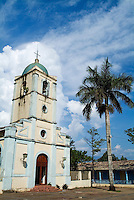 Old church in Vinales, Pinar del Rio Province, Cuba.