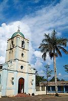Old church in Vinales, Pinar del Rio Province, Cuba.
