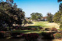 A general view of the 9th hole during previews ahead of the Magical Kenya Open presented by ABSA, Karen Country Club, Nairobi, Kenya. 13/03/2019<br /> Picture: Golffile | Phil Inglis<br /> <br /> <br /> All photo usage must carry mandatory copyright credit (&copy; Golffile | Phil Inglis)