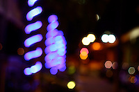 bokeh, night, lights,  manual lens, legacy lens, m42, miami, brickell,