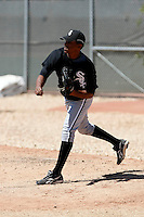 Kelvin Jimenez -  Chicago White Sox - 2009 spring training.Photo by:  Bill Mitchell/Four Seam Images