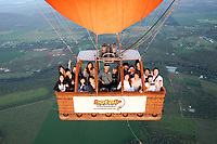 20170401 01 April Hot Air Balloon Cairns