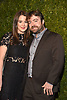 Derek Waters and Zarah Zohlman attends the Chanel Tribeca Film Festival Artists Dinner on April 23, 2018 at Balthazar Restaurant in New York, New York, USA.<br /> <br /> photo by Robin Platzer/Twin Images<br />  <br /> phone number 212-935-0770