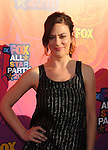 SANTA MONICA, CA. - August 02: Maggie Siff arrives at the FOX 2010 Summer TCA All-Star Party at Pacific Park - Santa Monica Pier on August 2, 2010 in Santa Monica, California.