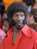 2009 Charlie Murphy on the set of 'Cookout 2