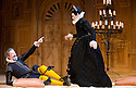 Twelfth Night I by William Shakespeare. A Shakespeare's Globe Production directed by Tim Carroll. With Mark Rylance as Olivia, Stephen Fry as Malvolio. Opens at The Apollo Theatre  on 17/11/12. CREDIT Geraint Lewis