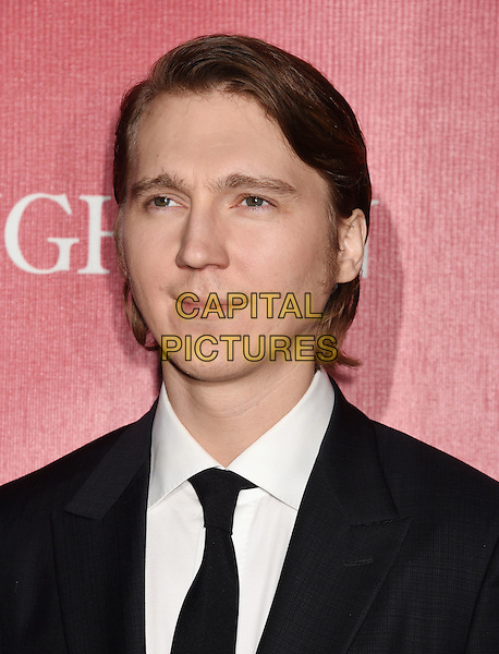 PALM SPRINGS, CA - JANUARY 02: Actor Paul Dano attends the 27th Annual Palm Springs International Film Festival Awards Gala at Palm Springs Convention Center on January 2, 2016 in Palm Springs, California.<br /> CAP/ROT/TM<br /> &copy;TM/ROT/Capital Pictures