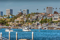 Newport Beach-Bay and Channel