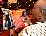 MIAMI, FL - APRIL 30: General view of fans attending 'Hell Hath No Fury Like A Woman Scorned' a musical play created Tyler Perry, on April 30, 2014 in Miami, Florida. (Photo by Johnny Louis/jlnphotography.com)