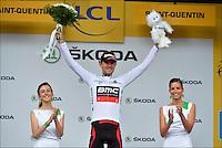 Tejay Van Garderen (USA) of BMC Racing Team  .Rouen / St Quentin.5/7/2012.Tour de France - Vise / Tournai.Foto Insideofoto / Kalut - De Voecht / Photo News / Panoramic.ITALY ONLY