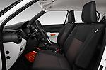 Front seat view of 2017 Suzuki Ignis GL 5 Door Hatchback Front Seat  car photos
