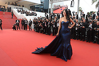 Mallika Sherawat <br /> Festival del Cinema di Cannes 2015<br /> Foto Panoramic / Insidefoto