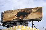 Procol Harum billboard on the Sunset Strip circa 1971