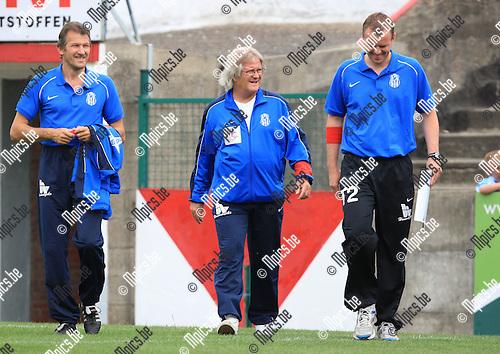 2010-08-01 / Voetbal / seizoen 2010-2011 / KFC Katelijne / Zivica Kanacki..Foto: mpics