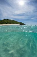 Buck Island National Monument<br /> St. Croix<br /> US Virgin Islands