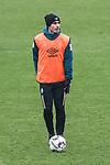 16.03.2019, Trainingsgelaende am Weserstadion, Bremen, GER, 1.FBL, Training SV Werder Bremen<br /> <br /> im Bild<br /> Fin Bartels (Werder Bremen #22), <br /> <br /> Foto © nordphoto / Ewert