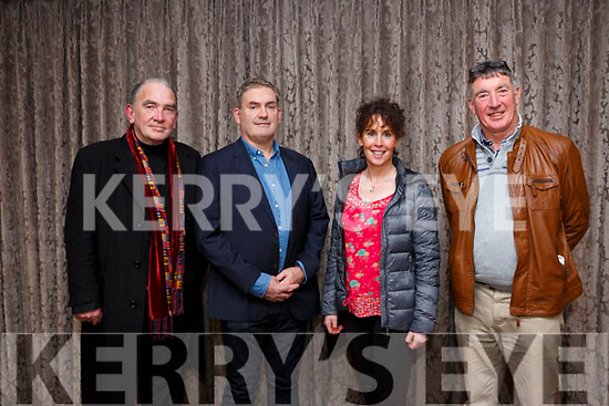 "AS part of Bank of Ireland's 17th National Enterprise Week a Conference entitled ""FDI Investment in Kerry took place in the Rose hotel on Friday. Pictured l-r Daragh O'Malley, Kerry Film Studios, Con Lynch, CFE, Mags O'Sullivan, Aqua Dome, Tralee, Mike O'Donnell, Woodlands Caravan  Park"