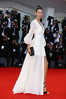 VENICE, ITALY - AUGUST 30: Bianca Balti attends the Opening Ceremony during 74th Venice Film Festival at Palazzo Del Cinema on August 30, 2017 in Venice, Italy. (Mark Cape/insidefoto)