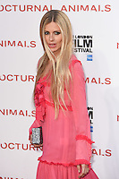 LONDON, UK. October 14, 2016: Laura Bailey at the London Film Festival 2016 premiere of &quot;Nocturnal Animals&quot; at the Odeon Leicester Square, London.<br /> Picture: Steve Vas/Featureflash/SilverHub 0208 004 5359/ 07711 972644 Editors@silverhubmedia.com