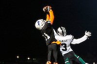 2015 NJSIAA HS Football Championships:  CG2 Final, Raritan vs Lincoln - 120515