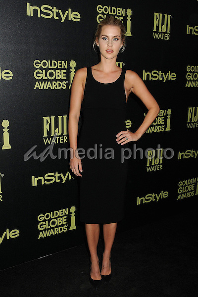 18 November 2015 - West Hollywood, California - Claire Holt. Hollywood Foreign Press Association and InStyle Celebrate The 2016 Golden Globe Award Season held at Ysabel. Photo Credit: Byron Purvis/AdMedia
