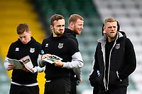 Charles Vernam of Grimsby Town during Yeovil Town vs Grimsby Town, Sky Bet EFL League 2 Football at Huish Park on 9th February 2019