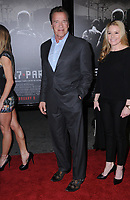 "05 February 2018 - Burbank, California - Arnold Schwatzenegger. ""The 15:17 To Paris"" Los Angeles Premiere held at Warner Bros. Studios, SJR Theater. Photo Credit: Birdie Thompson/AdMedia"
