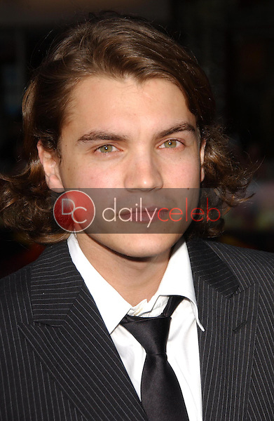Emile Hirsch<br />