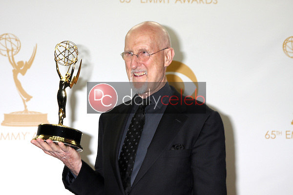 James Cromwell<br /> at the 65th Annual Primetime Emmy Awards Press Room, Nokia Theater, Los Angeles, CA 09-22-13<br /> David Edwards/DailyCeleb.Com 818-249-4998