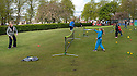 Judy Murray joins kids, coaches and adults to launch Free Tennis Lessons at Zetland Park.