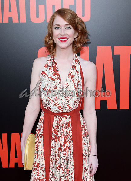 """10 May 2017 - Westwood, California - Jessie Henderson. """"Snatched"""" World Premiere held at the Regency Village Theatre. Photo Credit: AdMedia"""