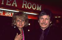 Charles Bronson & Jill Ireland NYC<br /> By Jonathan Green
