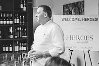 Memorial Hermann Heroes Luncheon at Mockingbird